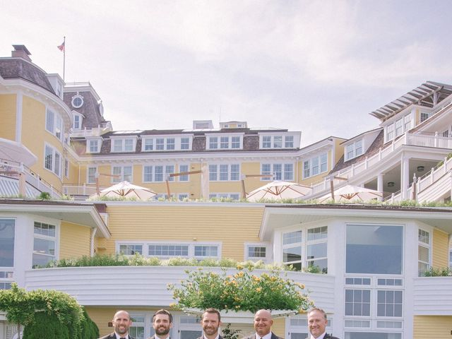 Frank and Jessica's Wedding in Westerly, Rhode Island 28