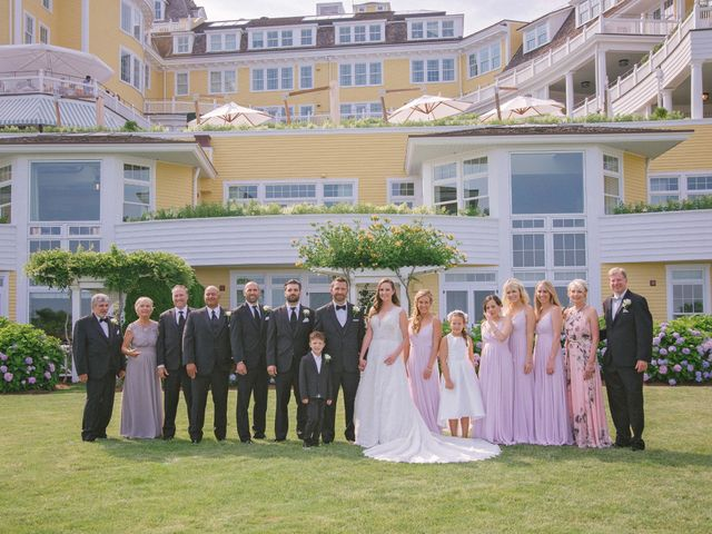 Frank and Jessica's Wedding in Westerly, Rhode Island 29