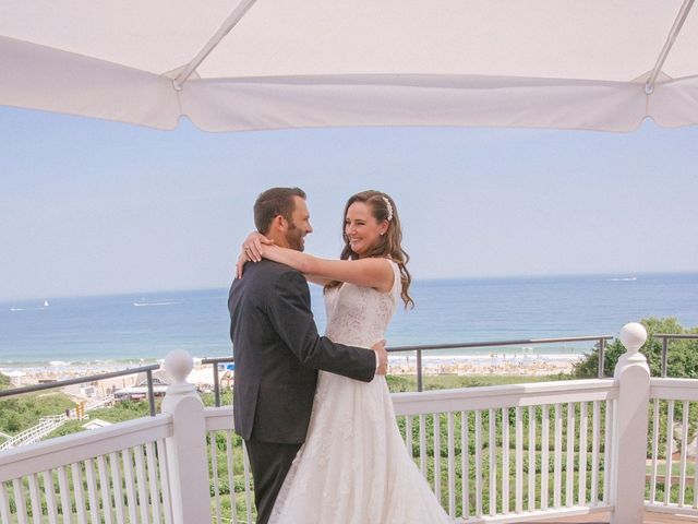 Frank and Jessica's Wedding in Westerly, Rhode Island 31