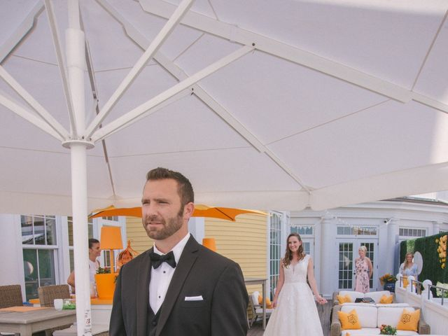 Frank and Jessica's Wedding in Westerly, Rhode Island 32