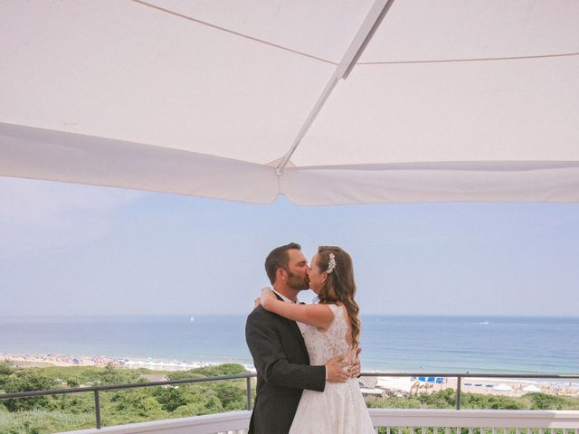 Frank and Jessica's Wedding in Westerly, Rhode Island 38