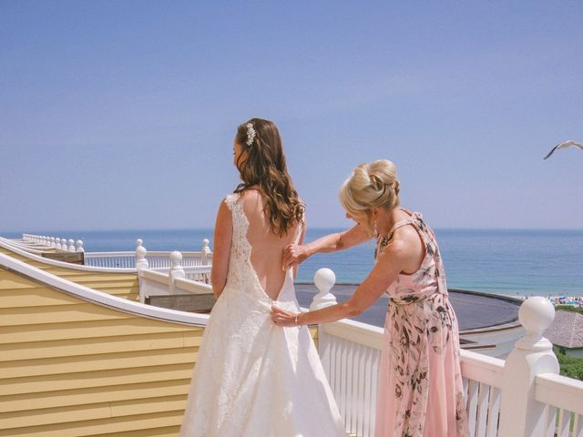 Frank and Jessica's Wedding in Westerly, Rhode Island 41