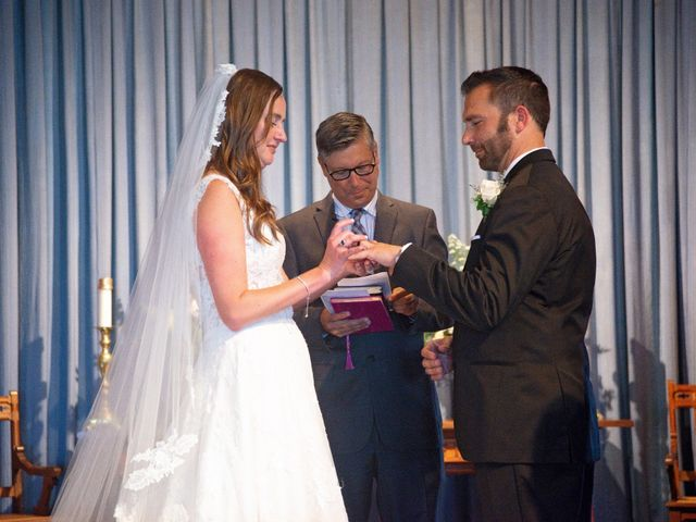 Frank and Jessica's Wedding in Westerly, Rhode Island 2
