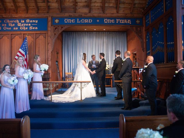 Frank and Jessica's Wedding in Westerly, Rhode Island 7