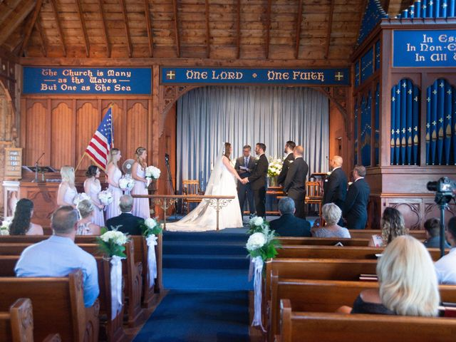 Frank and Jessica's Wedding in Westerly, Rhode Island 9