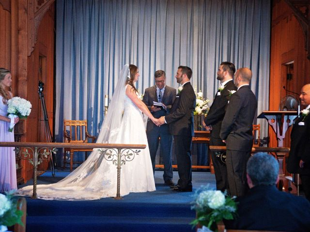 Frank and Jessica's Wedding in Westerly, Rhode Island 10