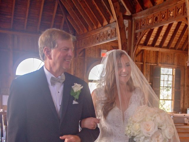 Frank and Jessica's Wedding in Westerly, Rhode Island 12