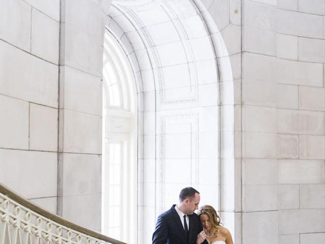 The wedding of Chris and Nicole