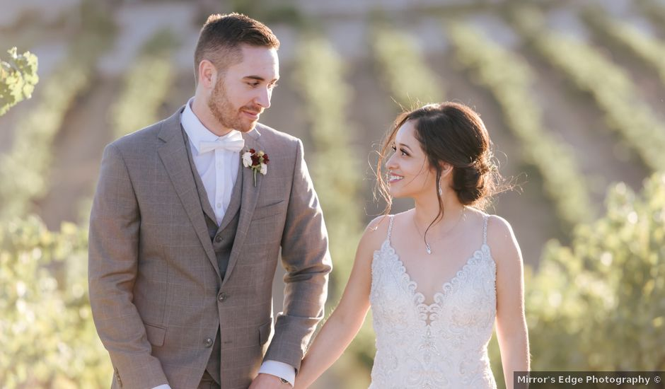 Kyle and Edith's Wedding in Paso Robles, California