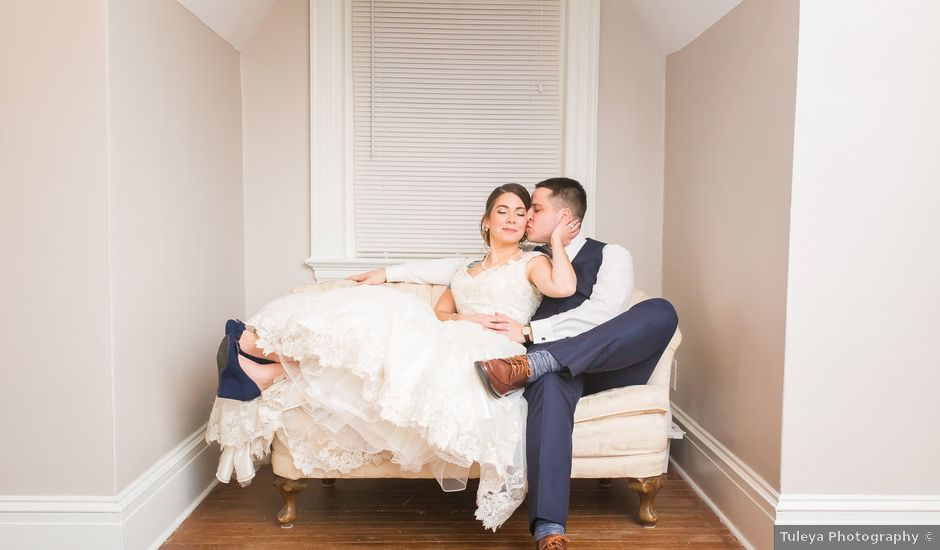 William and Kimberly's Wedding in Wilmington, Delaware