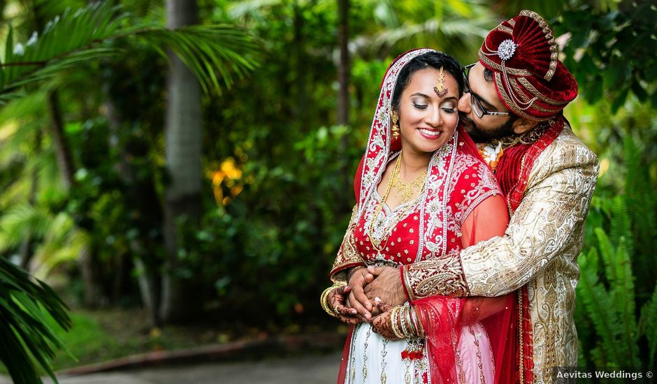 Jay and Supreeta's Wedding in San Diego, California