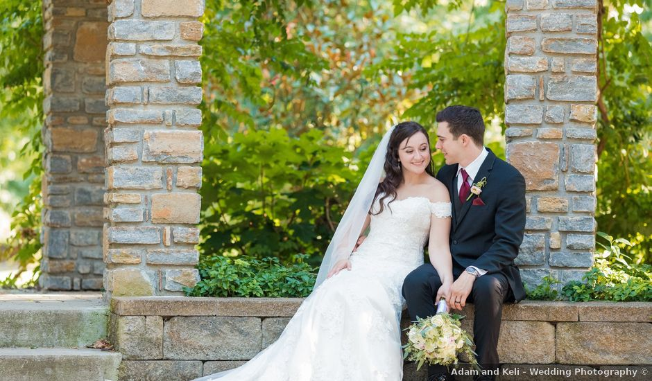 Brandon and Jordan's Wedding in Covington, Ohio