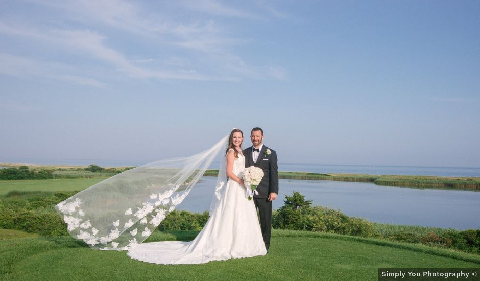 Frank and Jessica's Wedding in Westerly, Rhode Island