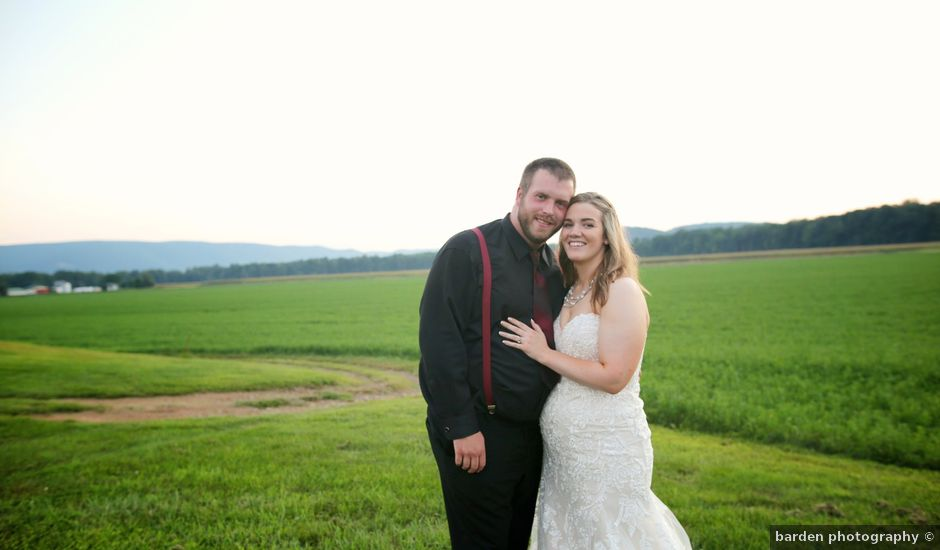 Chelsea and Patrick's Wedding in Montoursville, Pennsylvania