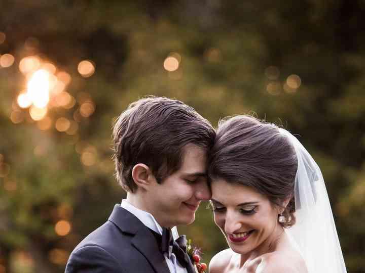 The wedding of Harry and Amanda