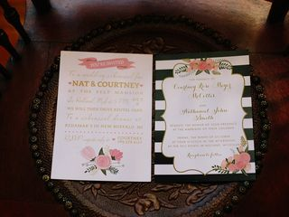 The wedding of Nathaniel and Courtney 2