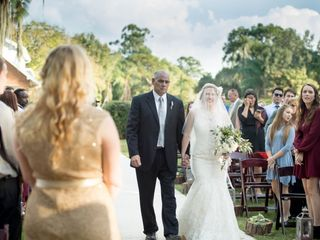 Chelsey and Tyler's Wedding in Lake Alfred, Florida 13