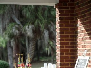 Chelsey and Tyler's Wedding in Lake Alfred, Florida 27