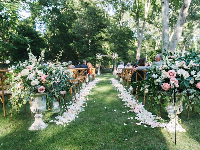 Isabel and Justin's Wedding in East Hampton, New York 3