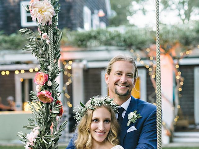 Isabel and Justin's Wedding in East Hampton, New York 5