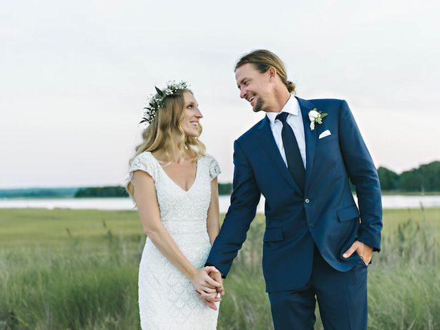 Isabel and Justin's Wedding in East Hampton, New York 6