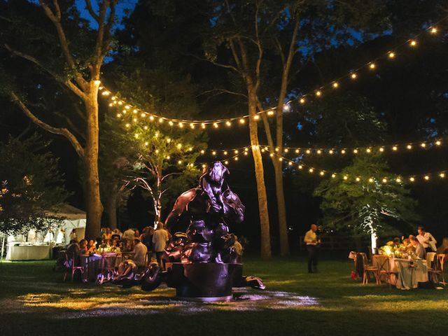 Isabel and Justin's Wedding in East Hampton, New York 15