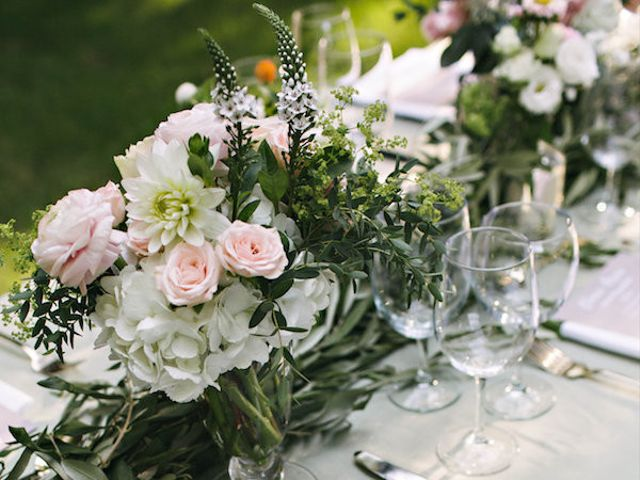Isabel and Justin's Wedding in East Hampton, New York 12