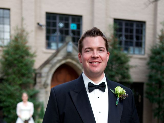 Harrison and Matt's Wedding in Birmingham, Alabama 4