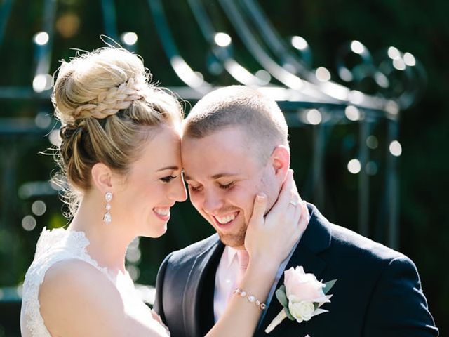The wedding of Nathaniel and Courtney