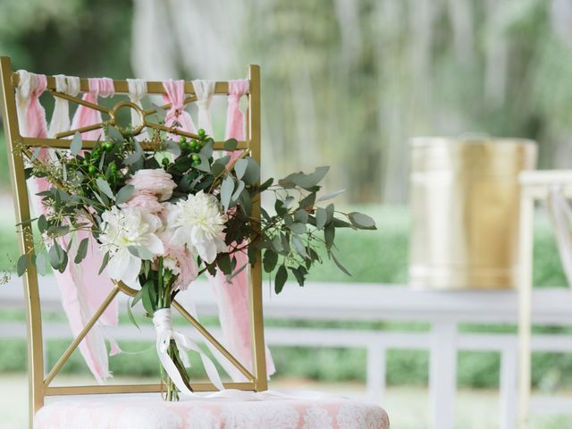 Chelsey and Tyler's Wedding in Lake Alfred, Florida 2