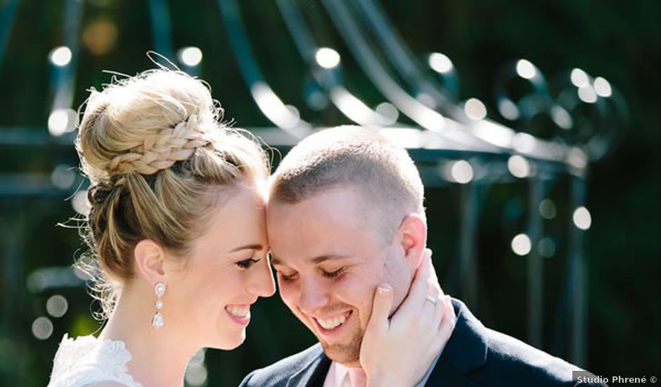 Courtney and Nathaniel's Wedding in Holland, Michigan