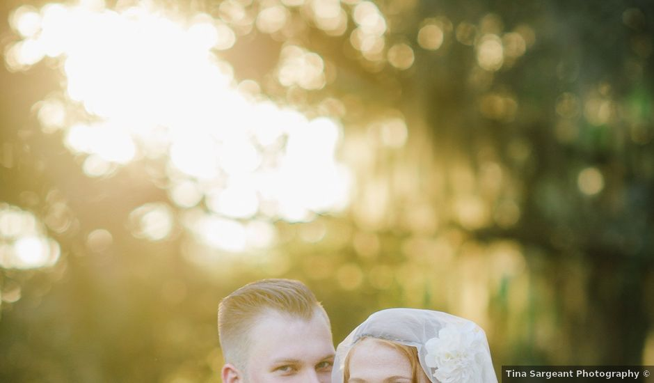 Chelsey and Tyler's Wedding in Lake Alfred, Florida