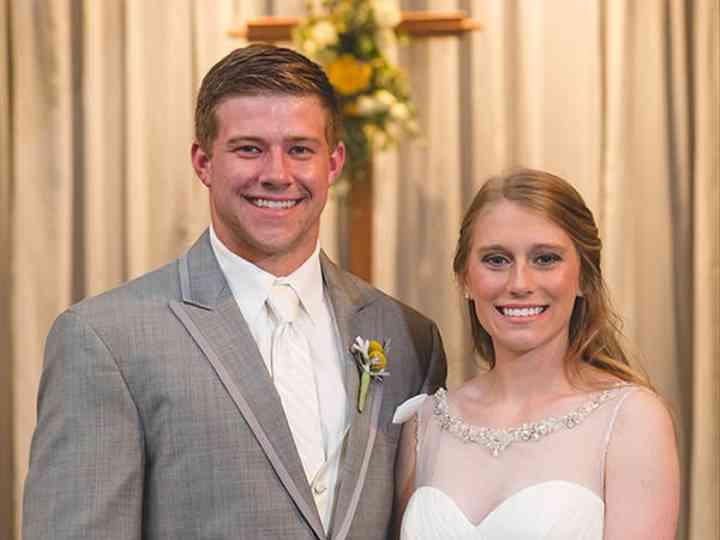 The wedding of Addison and Alexa