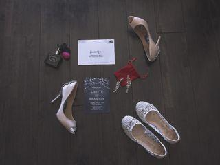 The wedding of Lisette and Brandon 3
