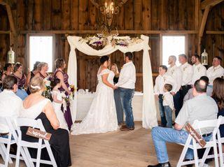 The wedding of Sasha and Kris 1
