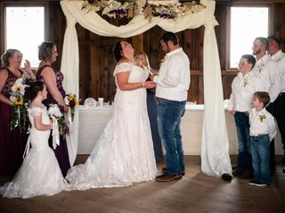The wedding of Sasha and Kris 2