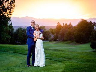 The wedding of Kelli  and Jason