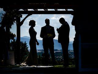The wedding of Kelli  and Jason  3