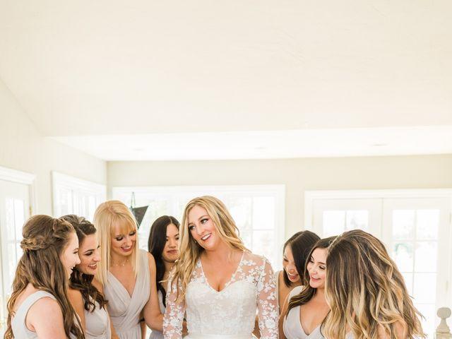 Trevor and Gabby's Wedding in Hollister, California 9