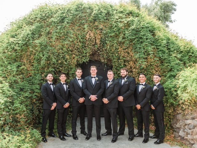 Trevor and Gabby's Wedding in Hollister, California 15