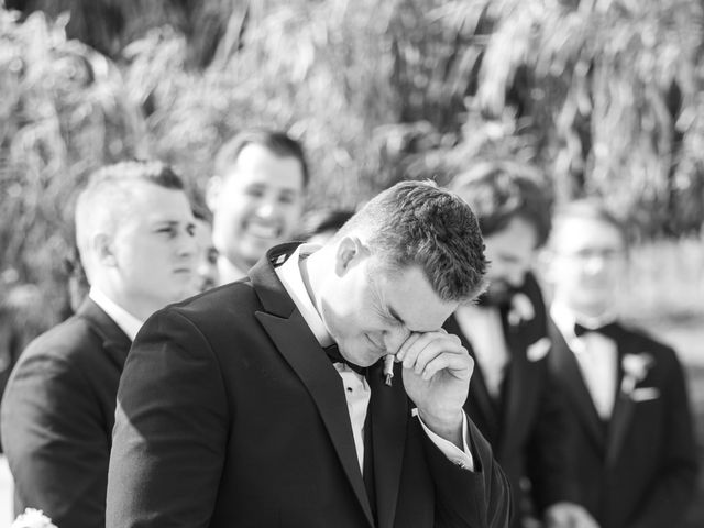 Trevor and Gabby's Wedding in Hollister, California 21