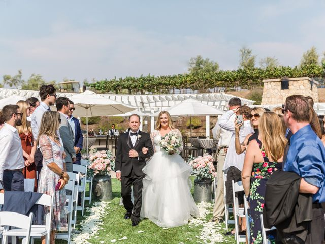 Trevor and Gabby's Wedding in Hollister, California 22
