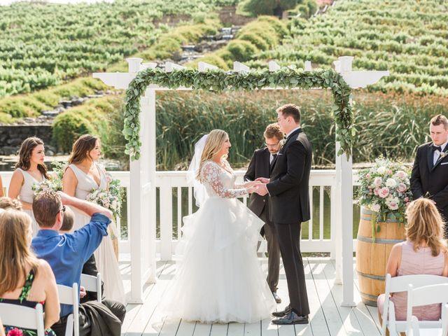 Trevor and Gabby's Wedding in Hollister, California 25