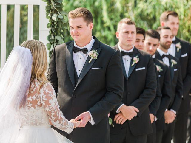 Trevor and Gabby's Wedding in Hollister, California 26