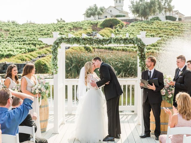 Trevor and Gabby's Wedding in Hollister, California 27