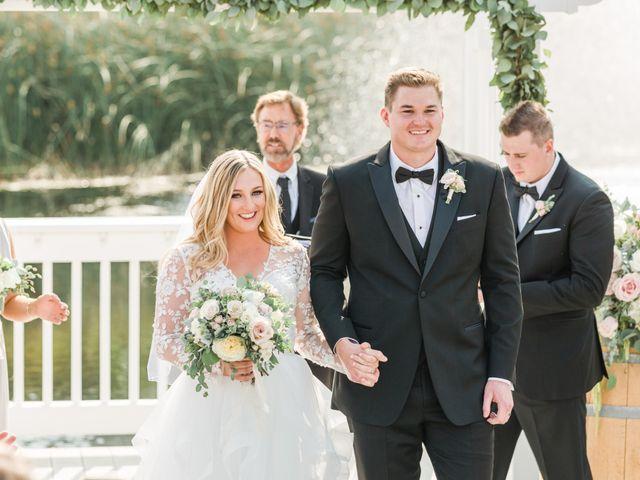Trevor and Gabby's Wedding in Hollister, California 28
