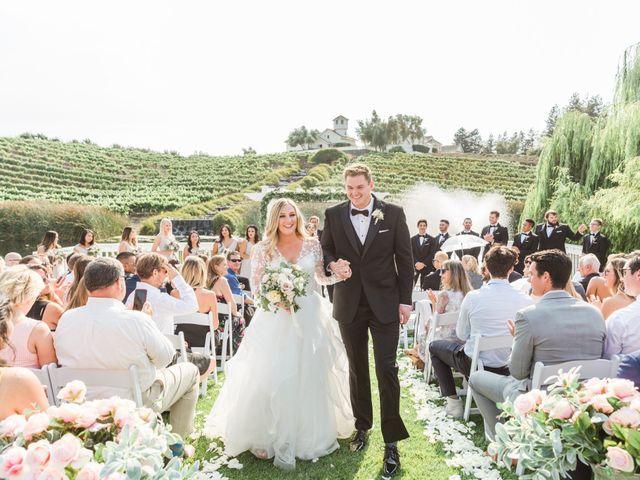 Trevor and Gabby's Wedding in Hollister, California 29