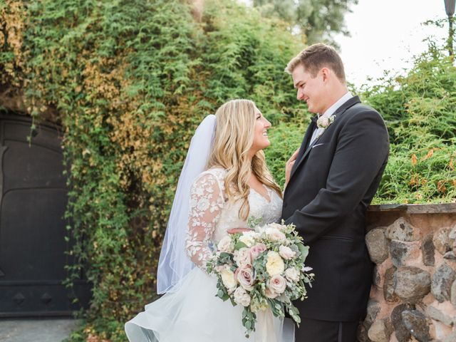 Trevor and Gabby's Wedding in Hollister, California 32