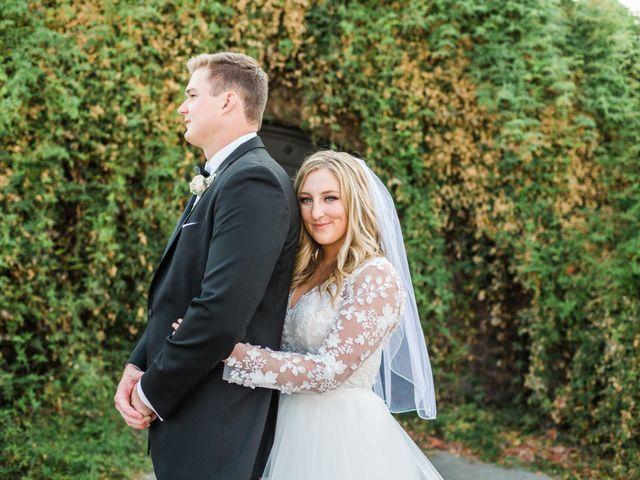 Trevor and Gabby's Wedding in Hollister, California 34