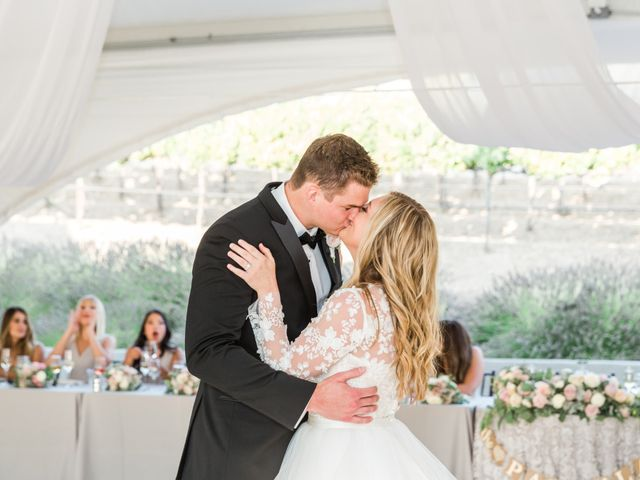 Trevor and Gabby's Wedding in Hollister, California 37